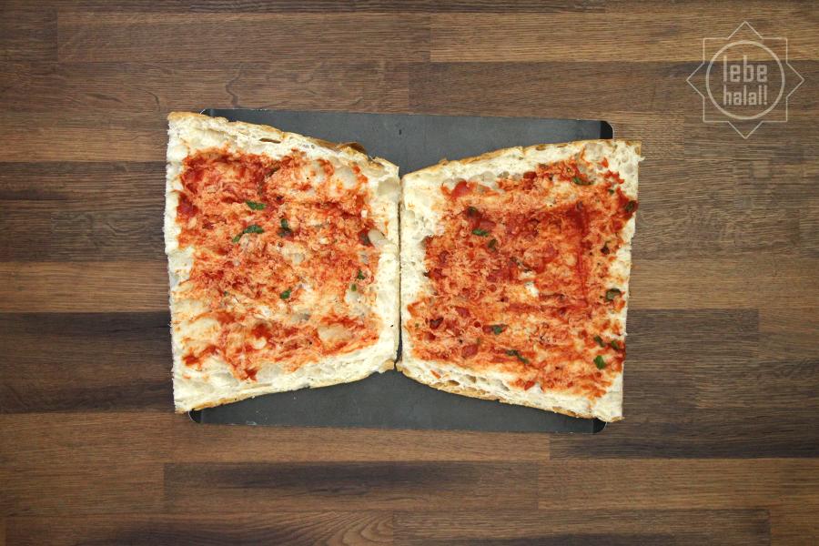 Pide Pizza Lebe Gesund Lebe Halal